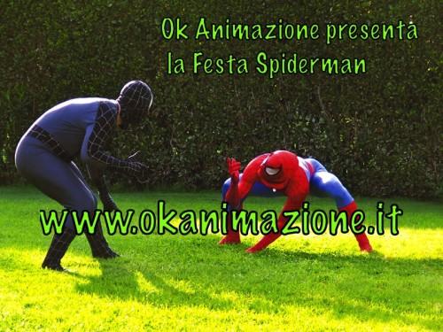 Festa-Spider-Man