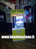 pop corn roma hard rock cafè